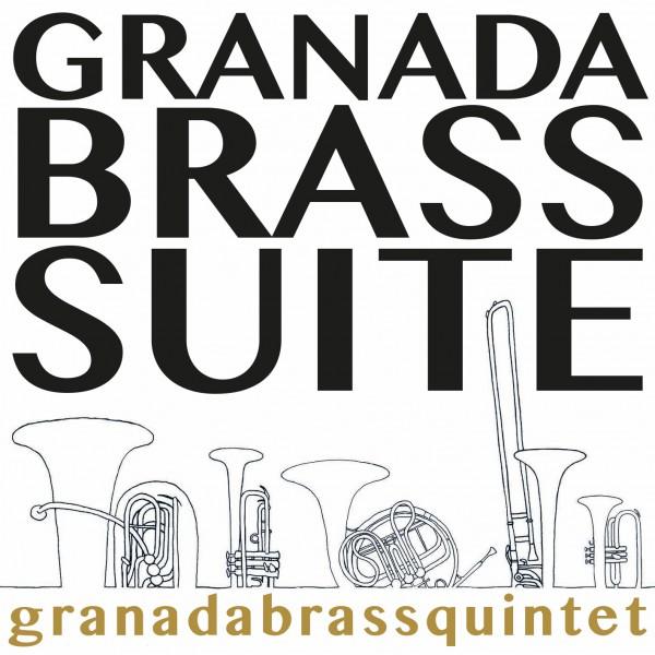 Carátura Disco Granada Brass Suite
