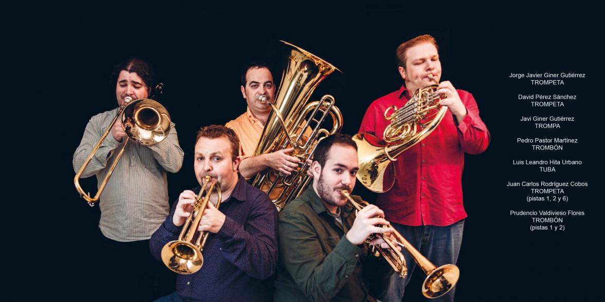 Componentes De Granada Brass Quintet