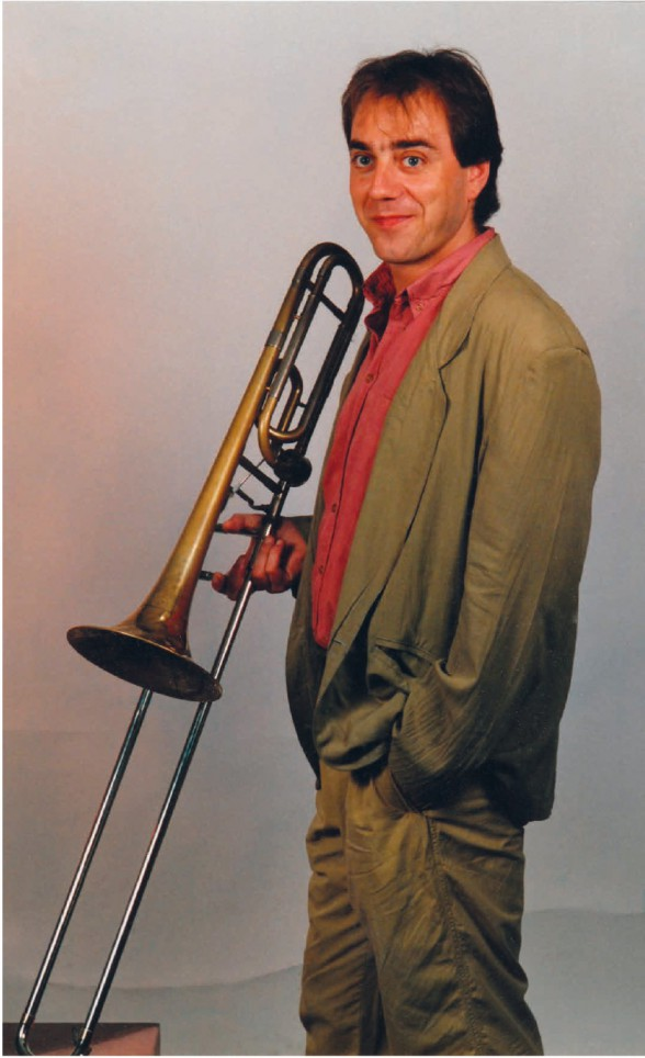 Dominique Rombaut Trombonista