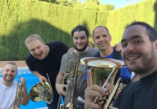 Granada Brass Nuevo componente, Alex Marco.